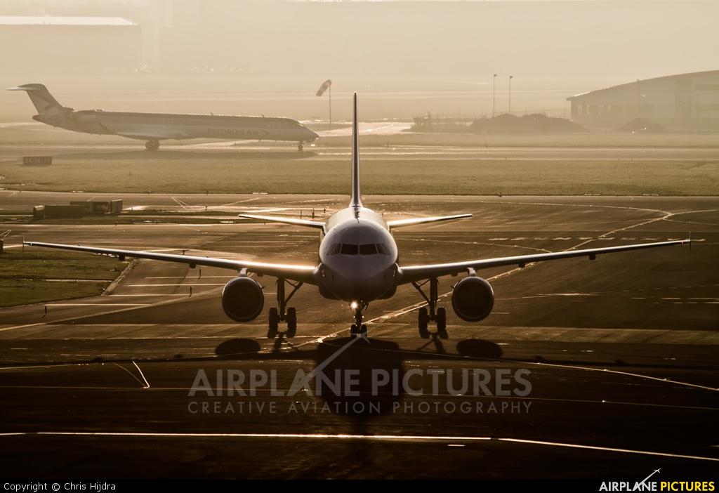 Air France F-GRHV aircraft at Amsterdam - Schiphol