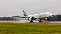 A6-ECZ - Emirates Airlines Boeing 777-300ER aircraft