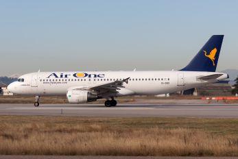 EI-DSX - Air One Airbus A320