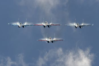 66 - Russia - Air Force Sukhoi Su-27UB