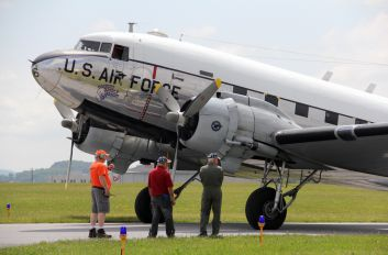 N8704 - Yankee Air Force Douglas C-47D Skytrain