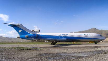 YA-FAM - Ariana Afghan Airlines Boeing 727-200 (Adv)