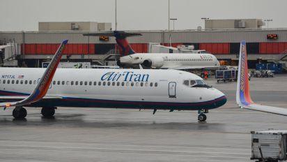 N717JL - AirTran Boeing 717