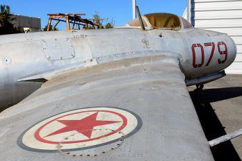 079 - Korea (North) - Air Force Mikoyan-Gurevich MiG-15