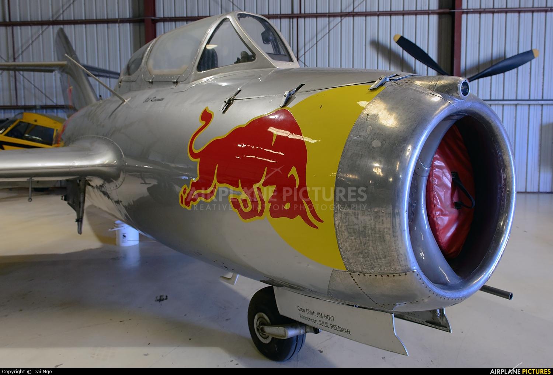 Planes of Fame Air Museum NX687 aircraft at Chino