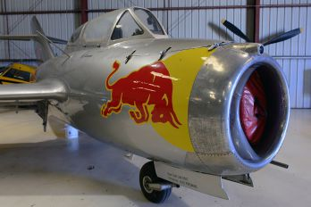 NX687 - Planes of Fame Air Museum Mikoyan-Gurevich MiG-15 UTI