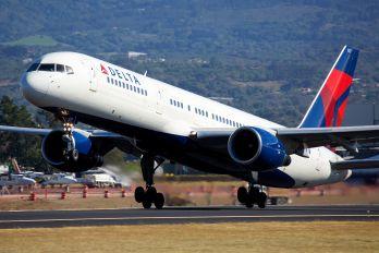 N617DL - Delta Air Lines Boeing 757-200