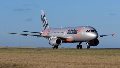 VH-VFL - Jetstar Airways Airbus A320