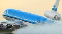 PH-KCC - KLM McDonnell Douglas MD-11 aircraft