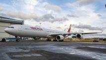 EC-LEV - Iberia Airbus A340-600 aircraft