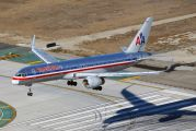 N608AA - American Airlines Boeing 757-200 aircraft