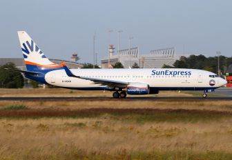 D-ASXB - SunExpress Germany Boeing 737-800