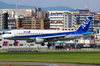 JA8396 - ANA - All Nippon Airways Airbus A320