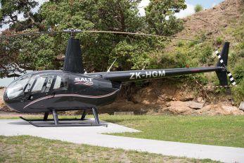 ZK-HGM - Salt Air Robinson R44 Astro / Raven