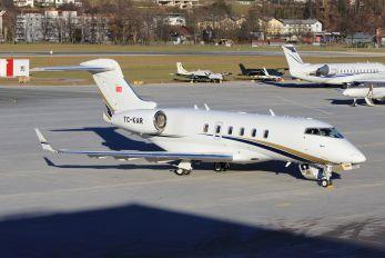 TC-KAR - Private Bombardier BD-100 Challenger 300 series