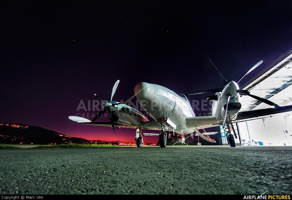 Swiss Private Flights HB-LUQ aircraft at St. Gallen - Altenrhein
