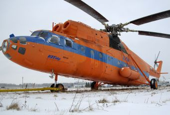 RA-21067 - UTair Mil Mi-6A