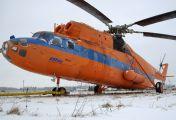 RA-21067 - UTair Mil Mi-6A aircraft
