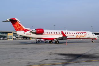 VT-RJE - Air India Canadair CL-600 CRJ-700