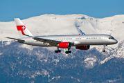 HB-IEE - PrivatAir Boeing 757-200 aircraft