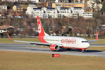D-ABBX - Air Berlin Boeing 737-800