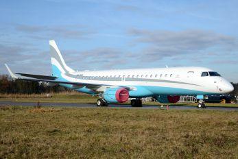 CN-SHS - Dalia Air Embraer ERJ-190-100 Lineage 1000