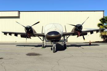 N4235Z - Air Museum Chino Grumman OV-1A Mohawk