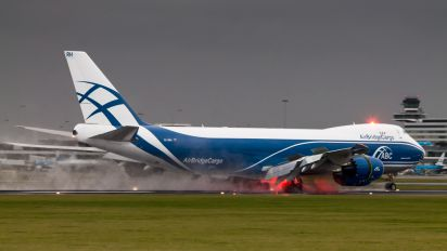VQ-BRH - Air Bridge Cargo Boeing 747-8F