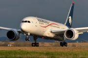 N964AM - Aeromexico Boeing 787-8 Dreamliner aircraft