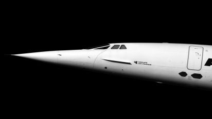 F-BVFF - Air France Aerospatiale-BAC Concorde
