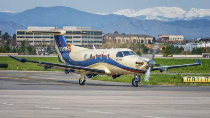 N988EC - Private Pilatus PC-12
