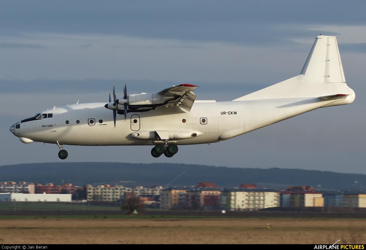 Cavok Air UR-CKM aircraft at Brno - Tuřany