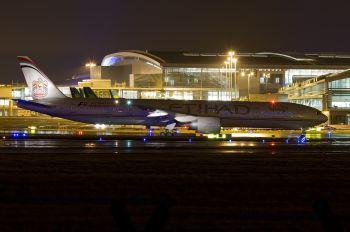 A6-ETB - Etihad Airways Boeing 777-300ER