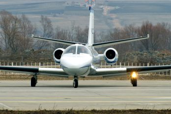 E-EMCT - Private Cessna 560 Citation Ultra