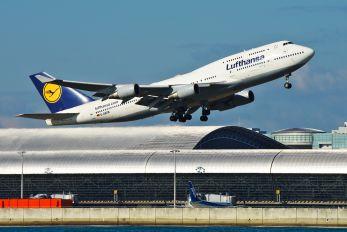 D-ABTK - Lufthansa Boeing 747-400