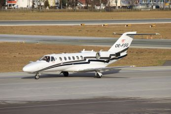 OE-FSG - Tyrolean Jet Service Cessna 525A Citation CJ2