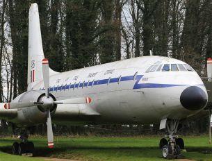 XM496 - Royal Air Force Bristol 175 Britannia