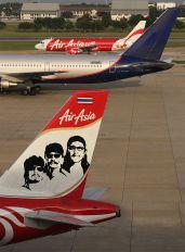 HS-ABJ - AirAsia (Thailand) Airbus A320