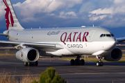 A7-AFZ - Qatar Airways Cargo Airbus A330-200F aircraft