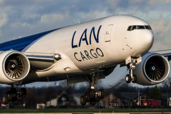 N778LA - LAN Cargo Boeing 777F
