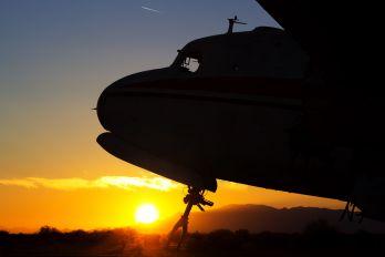 N44908 - Brooks Fuel Douglas DC-4