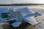 28 - Russia - Air Force Sukhoi Su-27 aircraft
