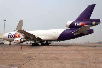 N589FE - FedEx Federal Express McDonnell Douglas MD-11F