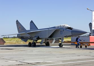 01 - Russia - Air Force Mikoyan-Gurevich MiG-31 (all models)