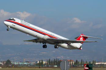 I-SMEB - Meridiana McDonnell Douglas MD-82