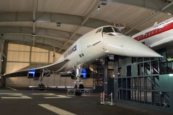 F-BTSD - Air France Aerospatiale-BAC Concorde