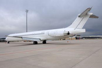 YR-OTY - Tend Air - Ten Airways McDonnell Douglas MD-83