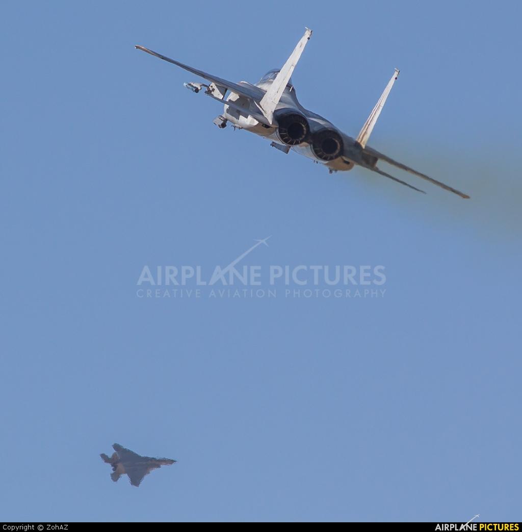 Israel - Defence Force 802 aircraft at Ovda