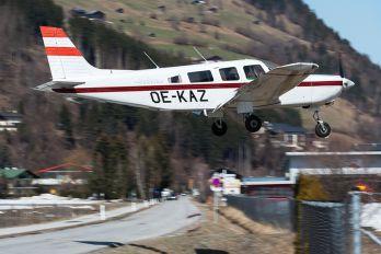OE-KAZ - Private Piper PA-32 Saratoga