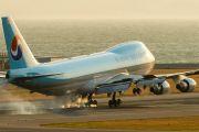 HL7434 - Korean Air Cargo Boeing 747-400F, ERF aircraft